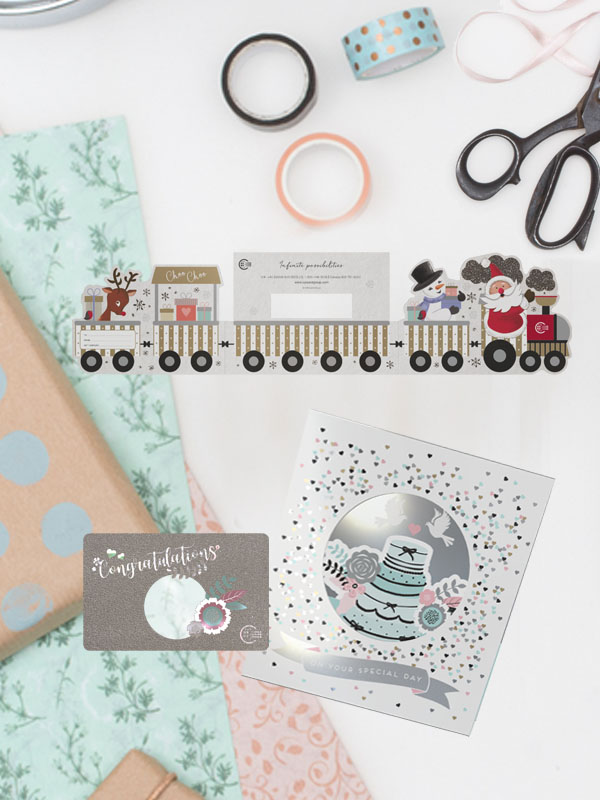 gift cards, gift card schemes, gift card manufacturer