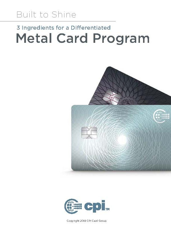 White Paper – Metal Cards