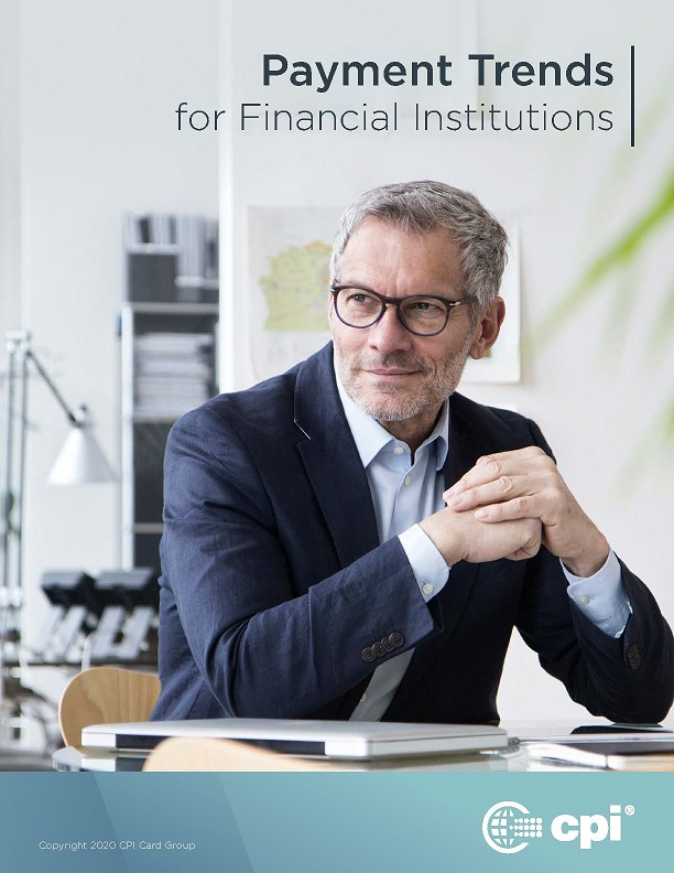 Financial Payment Trends White Paper Cover Image